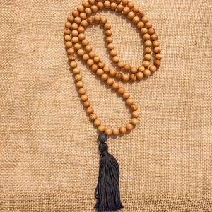 Sandalwood Mala- 108 beads